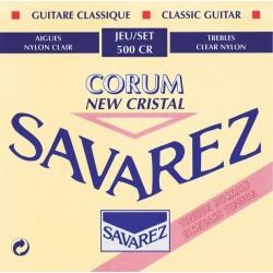 Cuerdas Clasica SAVAREZ New Cristal Corum 500-CR Tension Normal Foto: \192