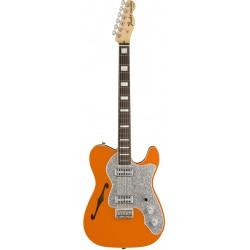 Guitarra Electrica FENDER Limited Edition Tele Thinline Super Deluxe Orange RW Foto: \192