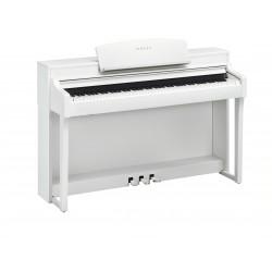 Piano Digital YAMAHA Clavinova CSP-150WH White Foto: \192