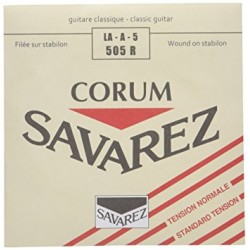 Cuerda Clasica SAVAREZ Corum Alliance Roja 5º 505-R Foto: \192