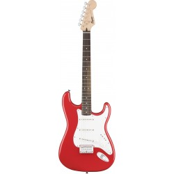 Guitarra Electrica SQUIER Bullet Stratocaster HT Fiesta Red RW Foto: \192