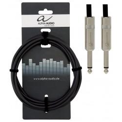 Cable ALPHA AUDIO Pro Line Jack-Jack 30cm Foto: \192