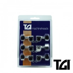 Clavijero TGI TG-415C Electrica Acustica 3+3  Foto: \192