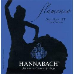 Cuerdas Flamenco HANNABACH 827HT High Foto: \192