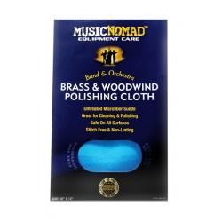 Paño Microfibra MUSICNOMAD MN730 para instrumentos de viento Foto: \192
