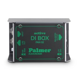 Caja Inyeccion PALMER PAN02 Activa Foto: \192