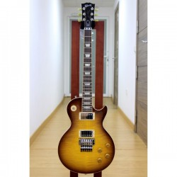 Guitarra Electrica GIBSON Custom Alex Lifeson Les Paul Axcess Viceroy Brown Foto: \192