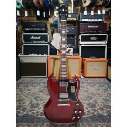 Guitarra Electrica GIBSON SG Standard Faded Cherry VOS M2M Foto: \192