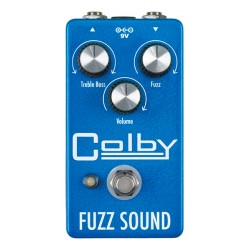 Pedal EARTHQUAKER Colby Fuzz Foto: \192