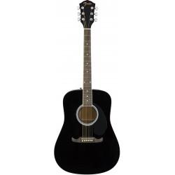 Guitarra Acustica FENDER FA-125 Black Foto: \192