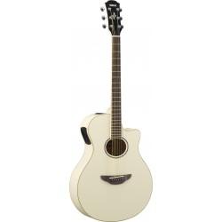 Guitarra Acustica YAMAHA APX600 Vintage White Foto: \192