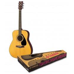 Pack Guitarra Acustica YAMAHA F310 Natural Foto: \192