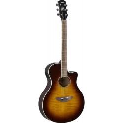 Guitarra Acustica YAMAHA APX600FM Tobacco Brown Sunburst Foto: \192