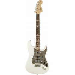 Guitarra Electrica SQUIER Affinity Stratocaster HSS Olimpic White LRL Foto: \192