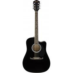 Guitarra Acustica FENDER FA-125CE Black Foto: \192