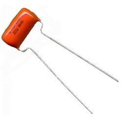 Condensador ORANGE DROP 0,022uF-600V (223J) Foto: \192