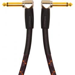 Cable ROLAND RIC-G1AA Gold Jack-Jack Acodado-Acodado 30cm Foto: \192