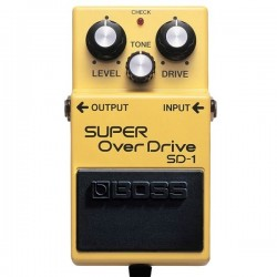 Pedal BOSS SD-1 - Super Overdrive Foto: \192