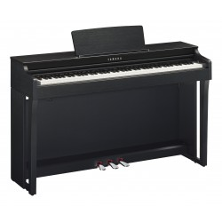 Piano Digital YAMAHA Clavinova CLP-625B Black Foto: \192