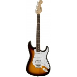 Guitarra Electrica SQUIER Bullet Stratocaster Tremolo HSS Brown Sunburst LRL Foto: \192