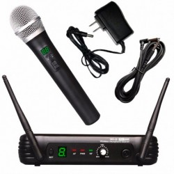 Microfono Inalambrico EK AUDIO WR-25 Mano UHF Foto: \192