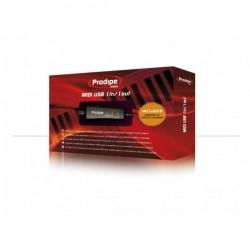 Interface Audio PRODIPE Midi-USB 1i1o Foto: \192