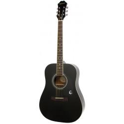 Guitarra Acustica EPIPHONE DR-100 Ebony Foto: \192
