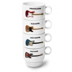 Tazas FENDER Stackable Mug Set Foto: \192
