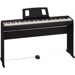 Kit Piano Digital ROLAND FP-10 BK + Soporte ROLAND KSC-FP10