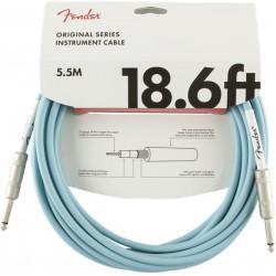 Cable FENDER Original Series Daphne Blue 5,5m Foto: \192