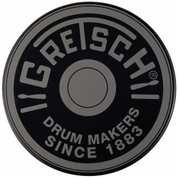 """Pad GRETSCH GREPAD6G 6"""" grey"""